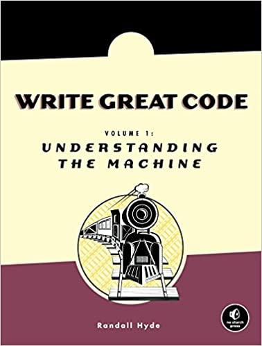 Write Great Code: Volume 1: Understanding the Machine by Randall Hyde
