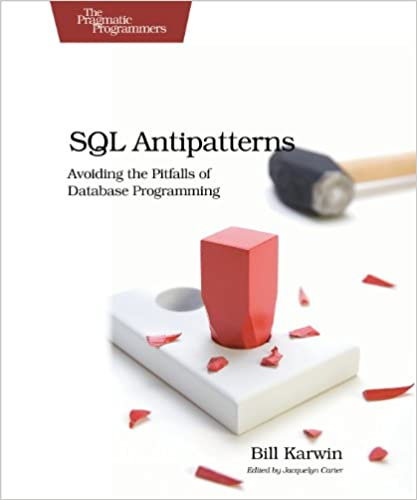 Читать журнал SQL Antipatterns: Avoiding the Pitfalls of Database Programming