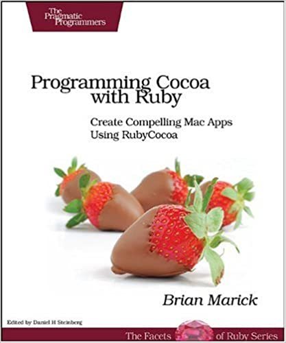 Читать журнал Programming Cocoa with Ruby: Create Compelling Mac Apps Using RubyCocoa