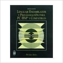 Lenguaje Ensamblador y Programacion P/PC IBM