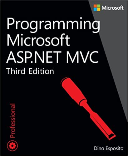 Читать журнал Programming Microsoft ASP.NET MVC, Third Edition