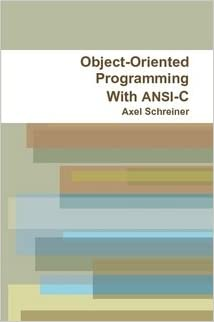 Читать журнал Object-Oriented Programming With ANSI-C