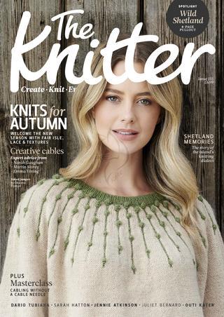 The Knitter №155, 2020