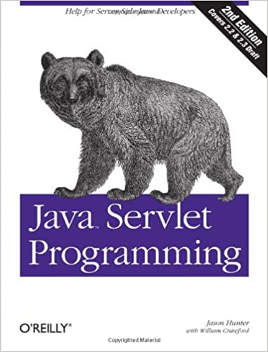 Java Servlet Programming: Help for Server Side Java Developers