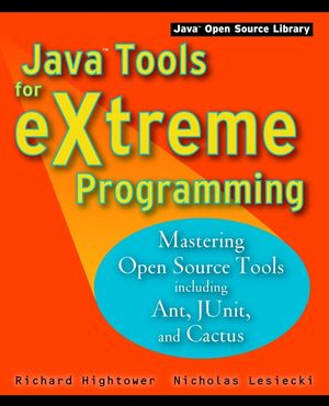 Читать журнал Java Tools for Extreme Programming