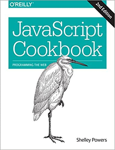Читать журнал JavaScript Cookbook: Programming the Web