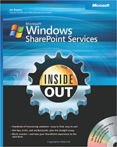 Microsoft Windows SharePoint Services Inside Out by Jim Buyens