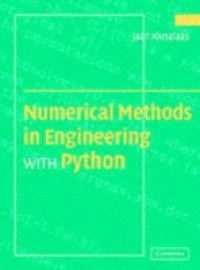 Numerical Methods in Engineering with Python by Jaan Kiusalaas