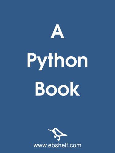 A Python Book by Dave Kuhlman
