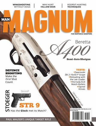 Man Magnum №10, 2020