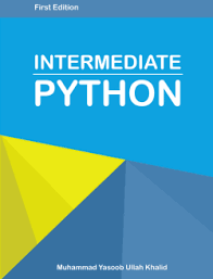 Intermediate Python by Yasoob Khalid