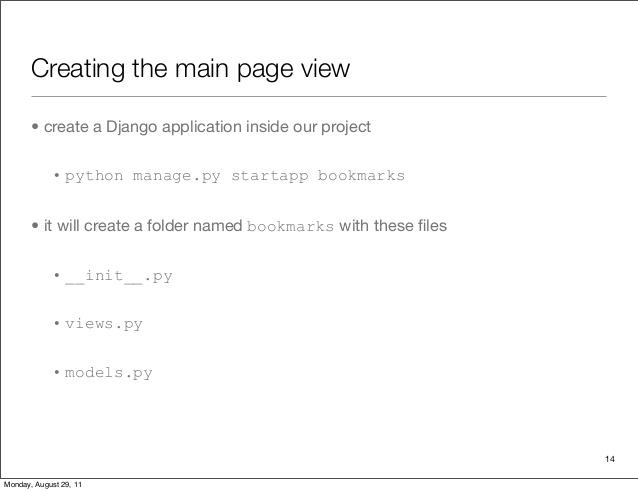 Web Programming with Python (Django) by Ayman Hourieh