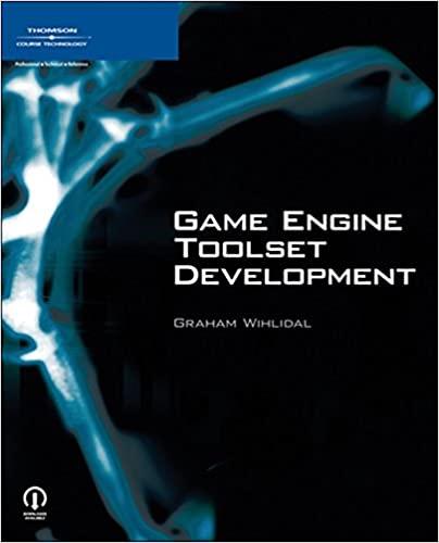 Game Engine Toolset Development by Graham Wihlidal