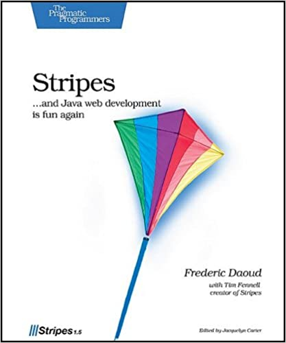 Stripes: ...and Java web development is fun again by Frederic Daoud
