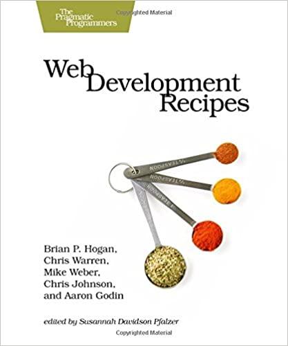Web Development Recipes by Brian P. Hogan, Chris Warren, Mike Weber, Chris Johnson, Aaron Godin