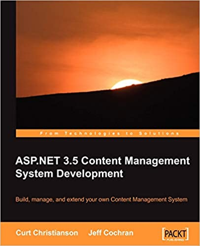 Читать журнал ASP.NET 3.5 CMS Development by Curt Christianson, Jeff Cochran