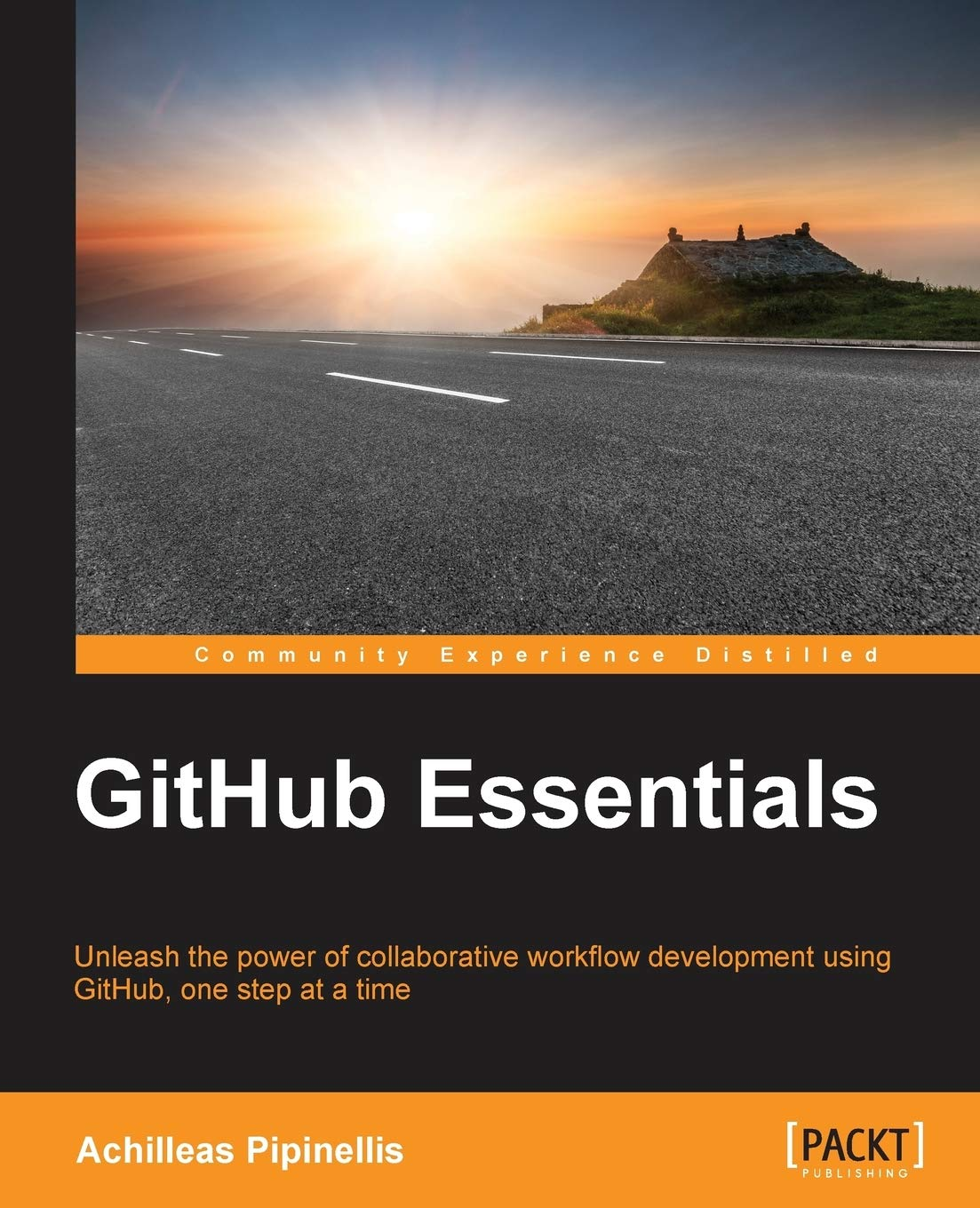 GitHub Essentials by Achilleas Pipinellis