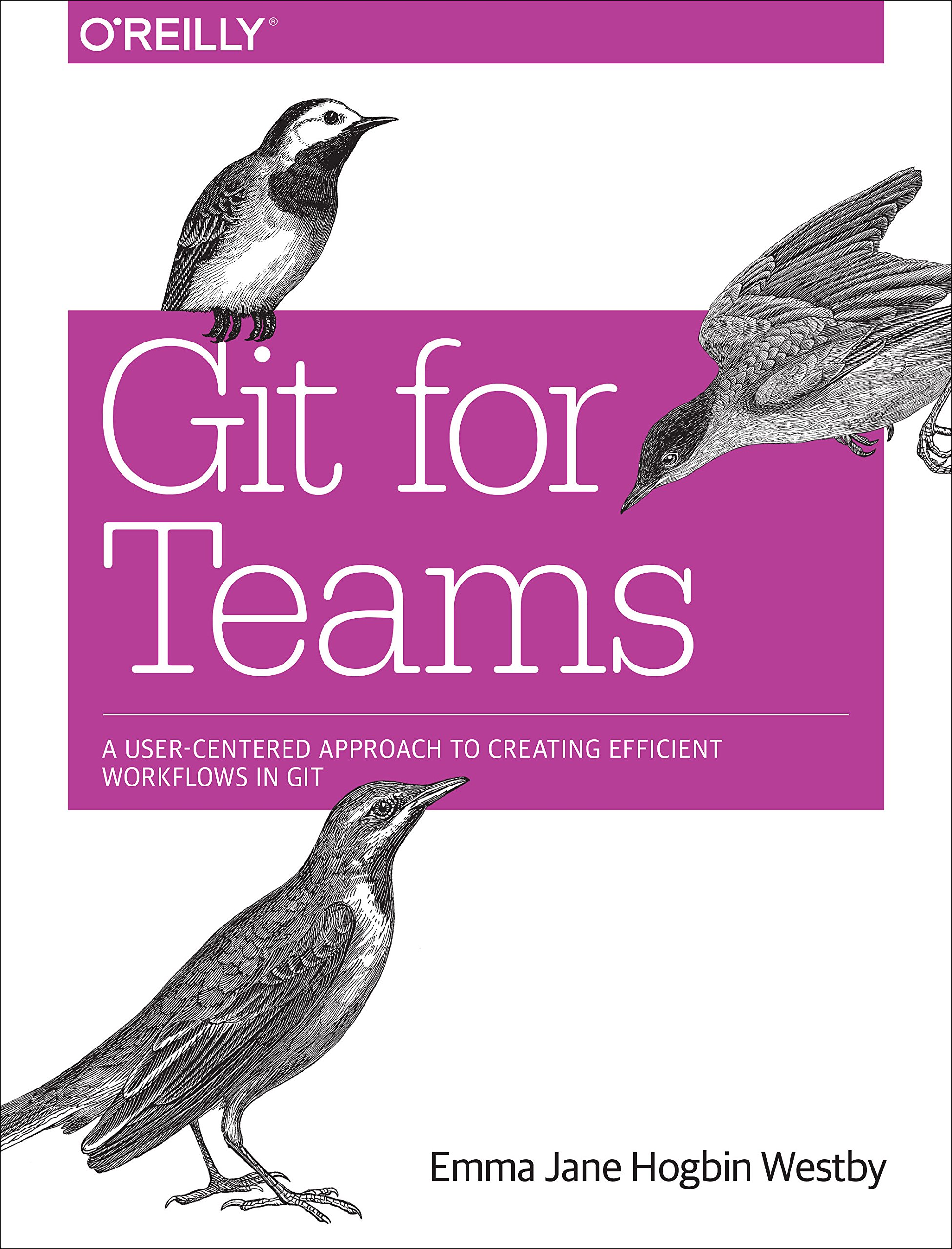 Git for Teams: A User-Centered Approach to Creating Efficient Workflows in Git by Emma Jane Hogbin Westby