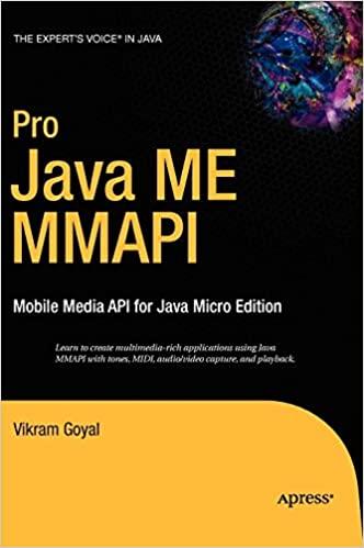 Читать журнал Pro Java ME MMAPI: Mobile Media API for Java Micro Edition by Vikram Goyal