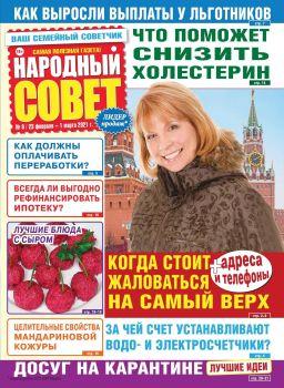 Народный совет №9, февраль - март 2021